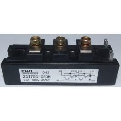 2DI75D-050B 75A 500V